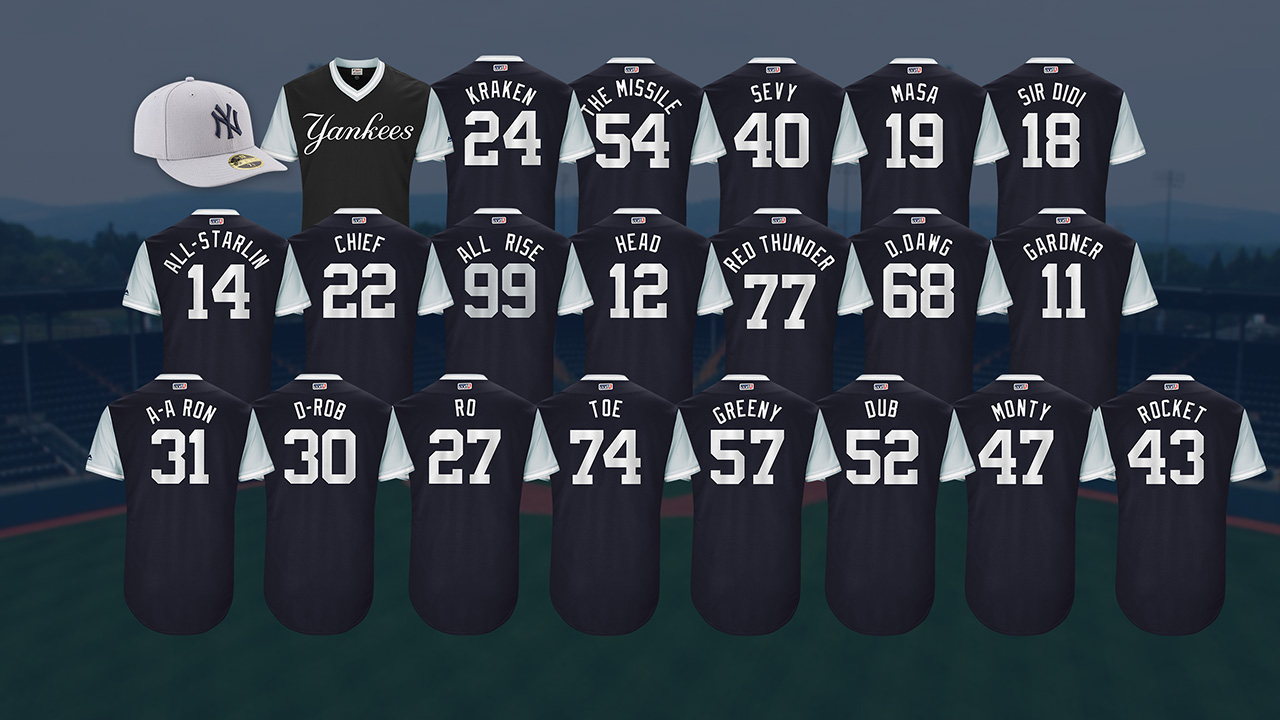 Yanks to rise to occasion for Players Weekend