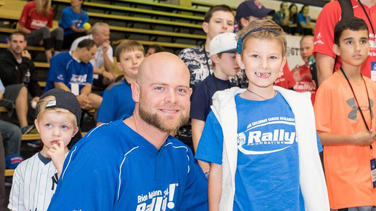 McCann helps 'Rally' support vs. childhood cancer