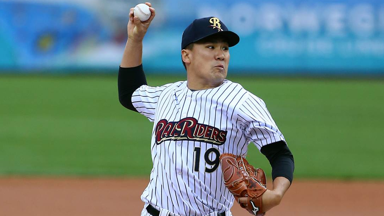 Tanaka pitches three scoreless in rehab start