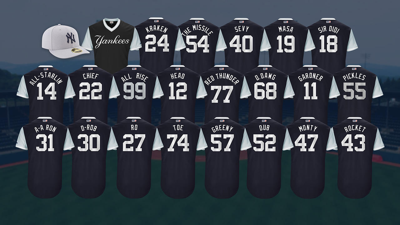 Players Weekend nearly put Gray in a 'Pickles'