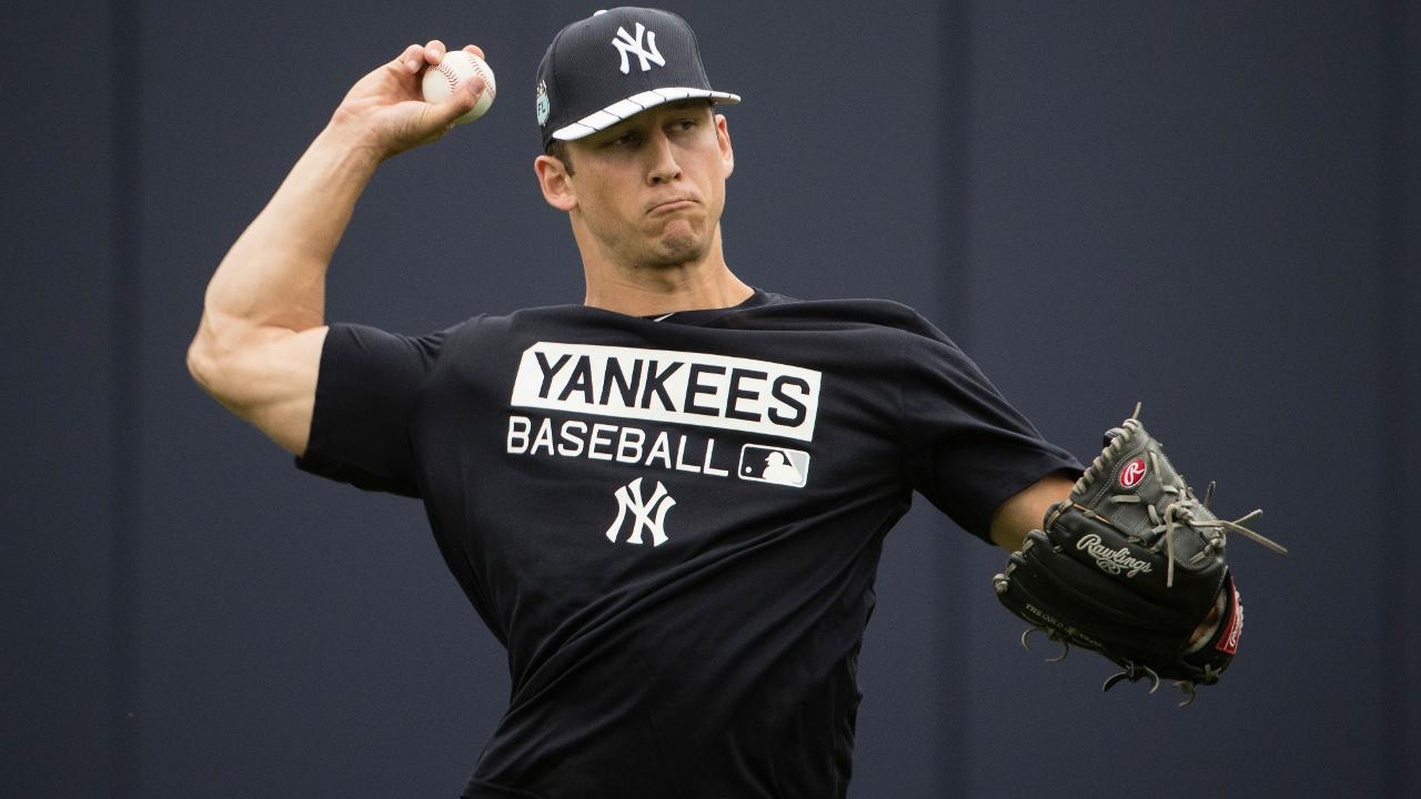 Kaprielian gives Yanks a preview with 2 hitless frames
